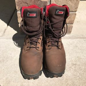 Rocky Alpha Force Waterproof Mens Size 10.5 Boots